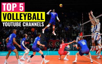 TOP 5 Volleyball Channels on YouTube You Should Follow