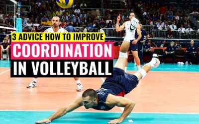 3 Advice How to Improve Coordination in Volleyball