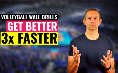Volleyball Wall Drills | Get Better 3x Faster