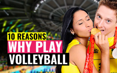 10 Reasons Why Play Volleyball
