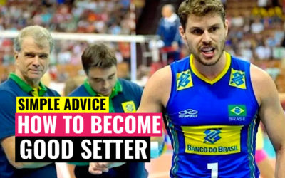 Volleyball Setter | Simple Advice How to Become Good Setter