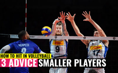How to Hit in Volleyball | 3 Advice for Smaller Players