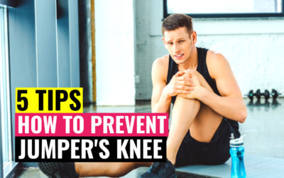 5 Tips How to Prevent Jumper's Knee