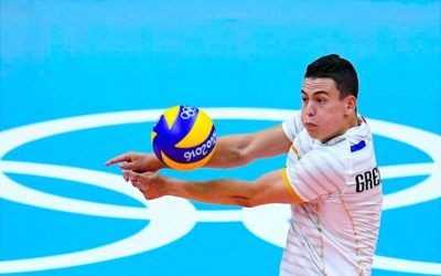 Is Jenia Grebennikov Volleyball's Best Male Libero?