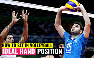 How to Set in Volleyball | Learn Ideal Hand Position