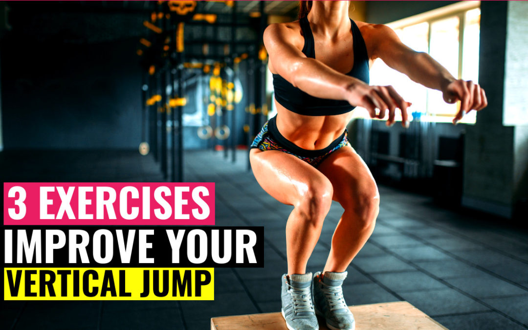 3 Exercises to Improve Your Vertical Jump in Volleyball