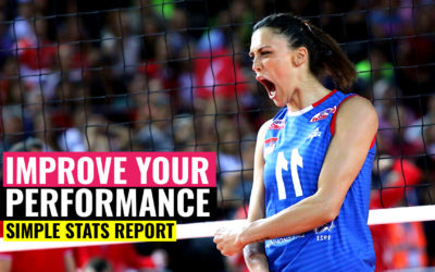 Improve Your Volleyball Performance | Simple Stats Report