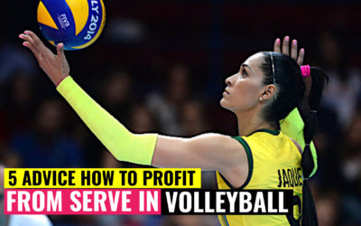 5 Advice How to Profit from Your Serve in Volleyball