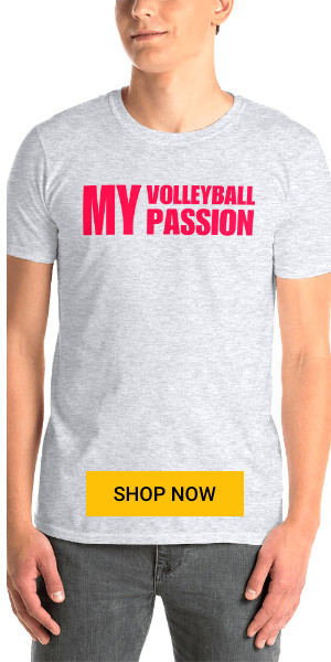 my volleyball passion