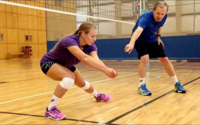 How to Improve Your Defense in Volleyball