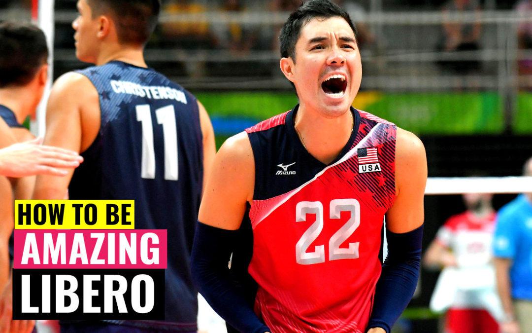 How to be AMAZING Libero