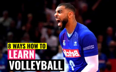 8 Ways How to Learn Volleyball