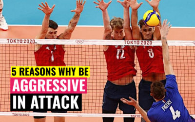 5 Reasons Why You Need to be Aggressive in Attack