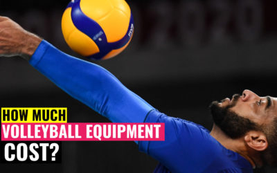How Much Does Volleyball Equipment Cost?