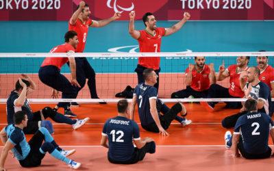 Sitting Volleyball, Basics & Events