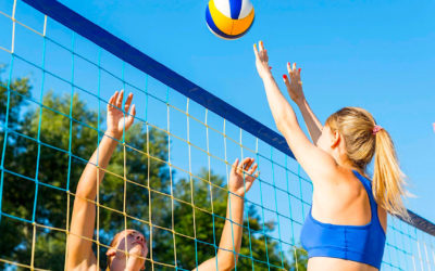 How to Become a Professional Volleyball Player Without Volleyball Training